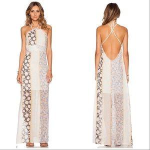 Tularosa patchwork dress